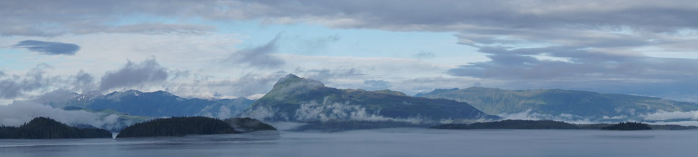 Inside Passage, Alaska, Cruise, Summer, Holiday