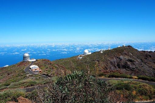 Canary Islands, La Palma, Astronomy, Telescopes