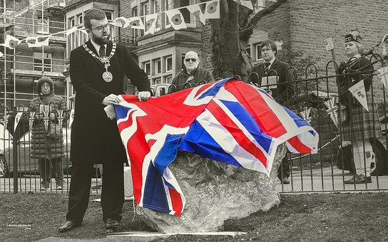 Union Jack, Remembrance Day, Flag, Remembrance