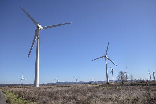 Wind Turbine, Eco, Environment, Energy