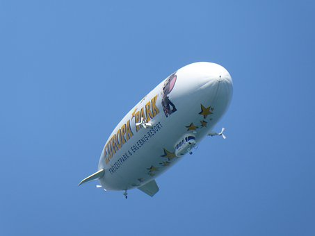 Travel, Vacations, Flying, Zeppelin, More, Airship