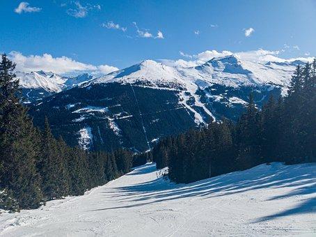 Stubnerkogel, Bad Hofgastein, Austria, Salzburg, Snow