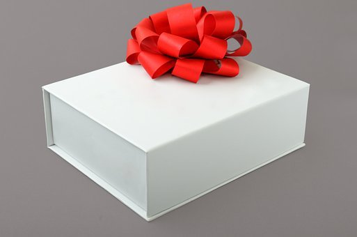 Packing, Gift, Bow, Ribbon, Box, Paper, Package