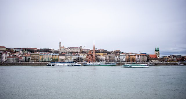 Budapest, Hungary, Architecture, City, Building, Palace