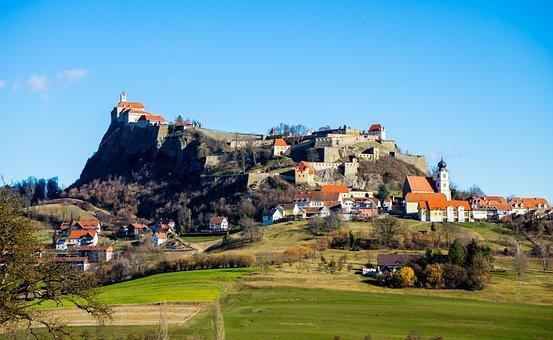 Riegersburg, Styria, Austria, Castle