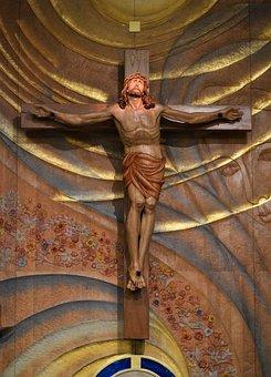 Jesus, Cross, Church, Faith, Catholic