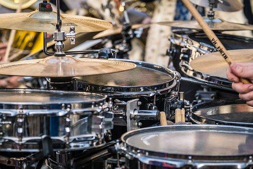 Drumset, Drums, Pool, Musical Instruments, Drummer