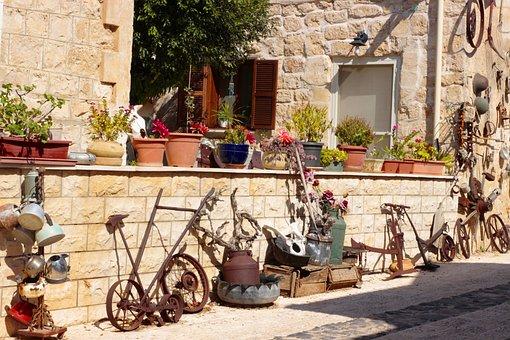 Tool, Agriculture, Old, Farm, Farmhouse, Historically