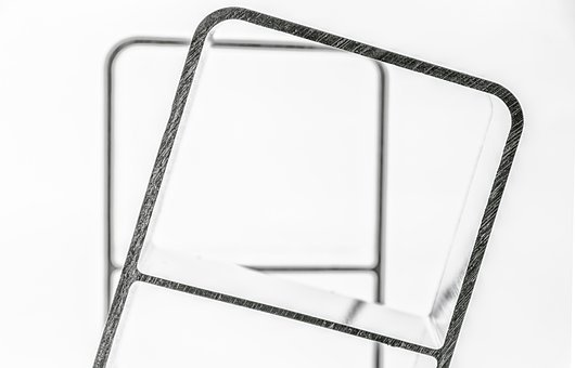From, Geometry, Structure, Abstract, Metal, Aluminium