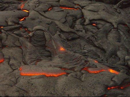 Lava, Hawaii, Volcano, Kona, Nature