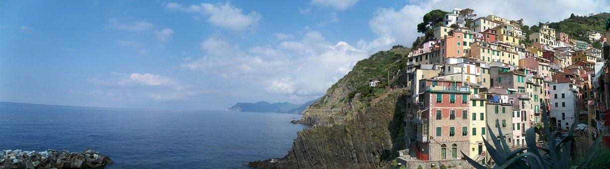 Italy, Port, Holiday, Boats