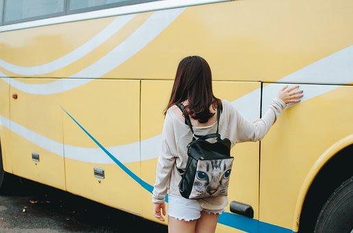 Girl, Lonely, Alone, Walking, Leaving