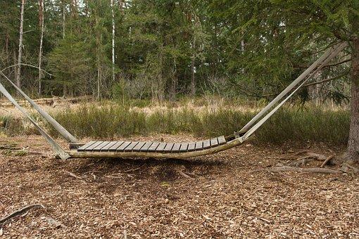 Swing, Liège, Rest, Relax, Leisure