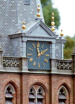 Tower Clock, Mini City, Madura I