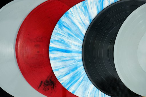 Record, Plate, Vinyl, Analog, Music, Audio, Sound