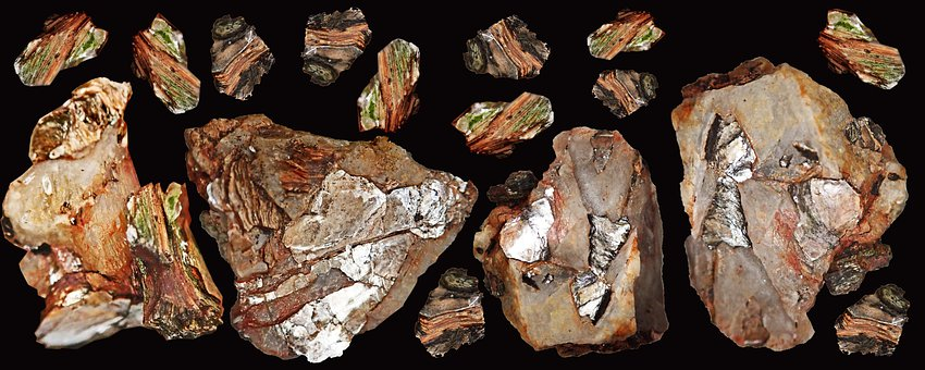 Mica, Silicate, Mineral, Rocks, Geology