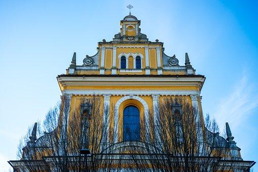 Feldbach, Styria, Church, Volcano Country, Austria