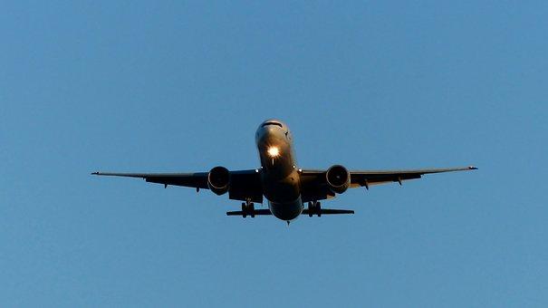 Transport, Aircraft, Airport, Travel, Flight, Sky