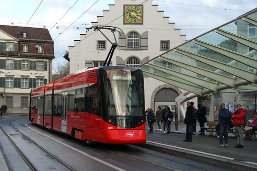 St Gallen, Historic Center, Historically, Waaghaus