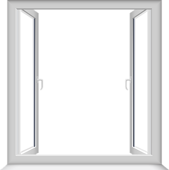 Window Transparent, Open Window, Window, Frame