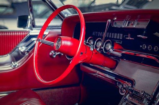 Ford, Thunderbird, Oldtimer, Auto, Classic, Nostalgic