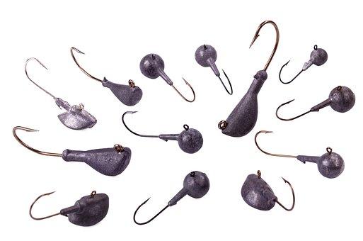 Fishing, Sharp, Hook, Metal, Hobbies, Steel, Hanging