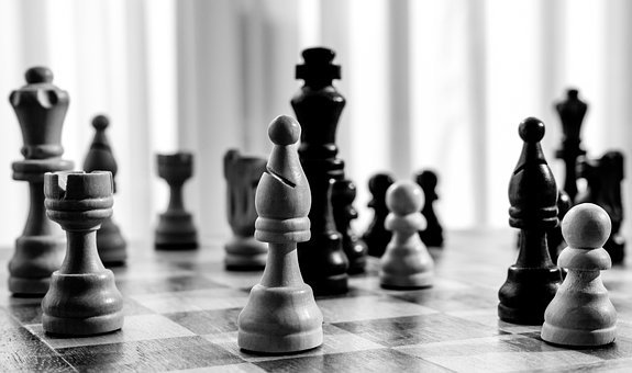 Chess, Board Game, Policy, Intriege, Strategy