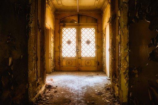 Floor, Corridor, Interior, Creepy, Passage, Lost Places