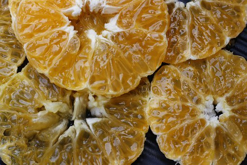 Fruits, Orange, Oranges, Orange Slice