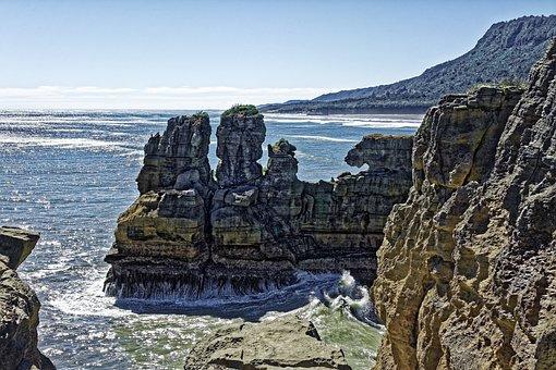 New Zealand, Paparoa National Park