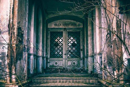 Villa, Input, Manor House, Property