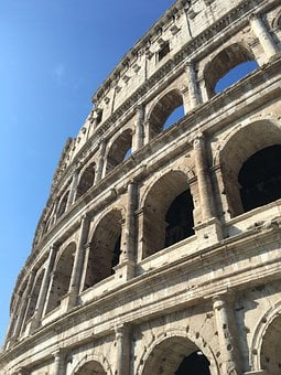 Colosseum, Rome, Europe, Culture, Attractions