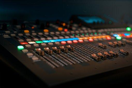 Sound, Music, Background, Style, Studio