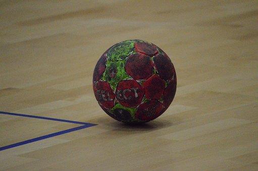 Ball, Handball, Sports, Sport, Round