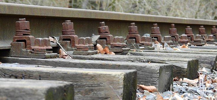 Tracks, Railway, Transport, Rails