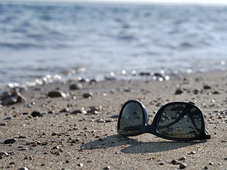 Sunglasses, Beach, Vacations, Travel, Glasses