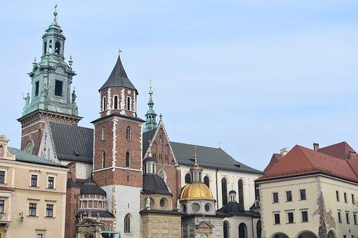Wawel Cathedral, Kraków, Poland, Europe