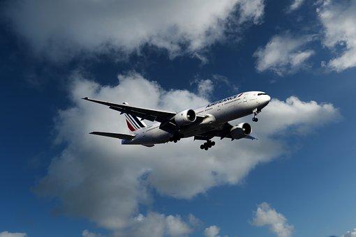 Transport, Aircraft, Sky, Cloud, Travel