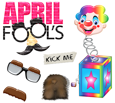April Fools Day, April 1St