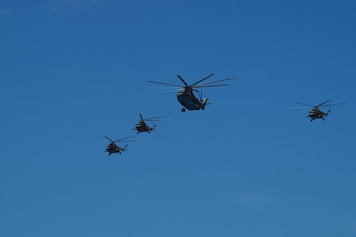 Helicopters, Aviation, Helicopter