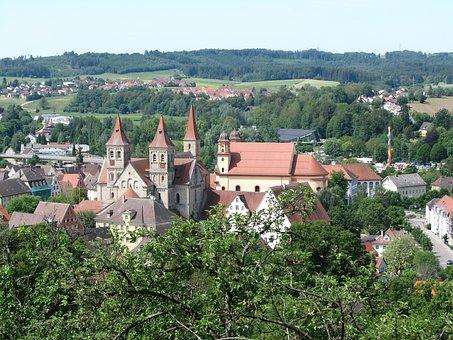 Ellwangen, Basilica, Architecture