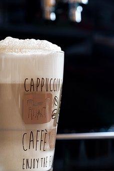 Coffee, Cafe Latte, Café Au Lait, Latte Macchiato