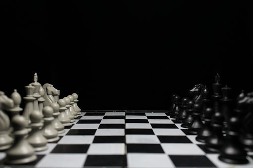 Chess, Checkmate, Tower, Pawn