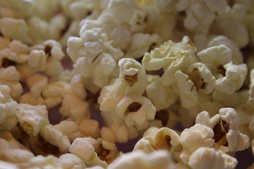 Popcorn, Youth Club, Party, Corn, Cinema, Festival