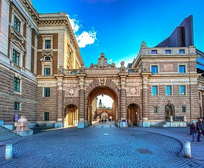 Stockholm, City, Travel, Historically, Tourists