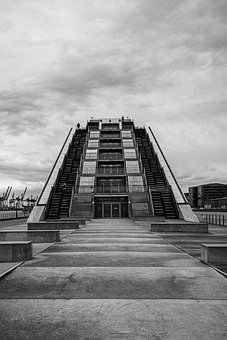 Dockland, North Academy, Hamburg, Port