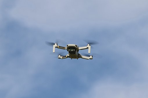 Drone, Aircraft, Flying, Robot, Flight