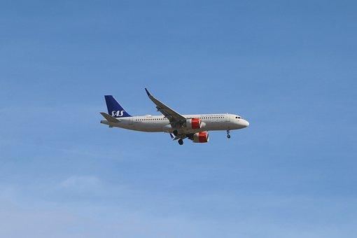 Aircraft, Flyer, Flying, Sky, Aviation, Jet