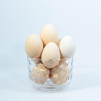 Egg, Chicken, Food, Chicks, Eggshell