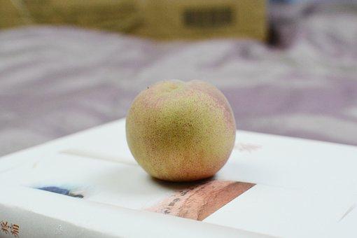 Peach, Fruits, Sweet